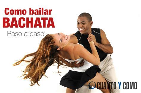 como bailar salsa video de pasos basicos aprender a como bailar bachata cu 225 nto y como