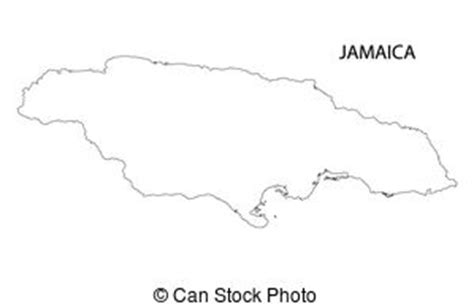 sketch map of jamaica jamaica map illustrations and stock 717 jamaica map