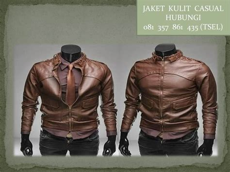 F 91 Jaket Semi Kulit Pria jaket wanita jangkis jaket semi kulit pria murah jaket pria big size katalog jaket kulit