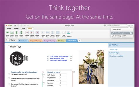 One Note Application Tracker Microsoft Launches Onenote For Mac As Free In Mac