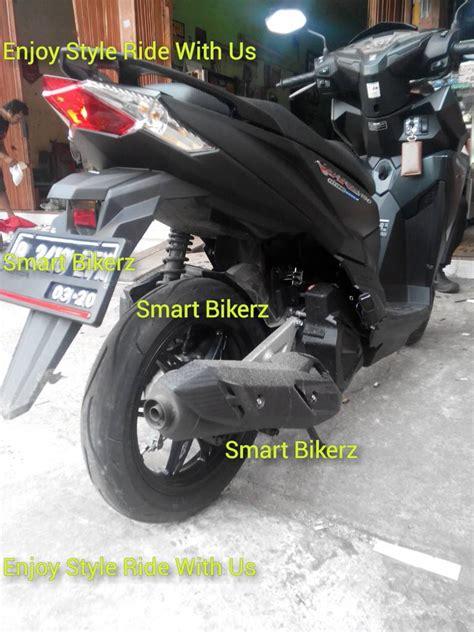 Velg Yamaha Vario modifikasi motor vario 125 velg lebar terupdate