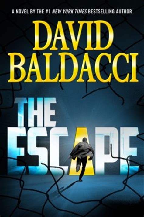 escape the coming books david baldacci the escape puller 3