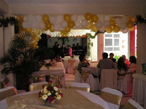 decoracion para la casa decoraci 243 n de bodas en casa 16 ideas sencillas que no