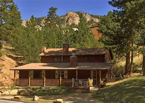 log cabin lodge colorado cabins cabin vacations colorado