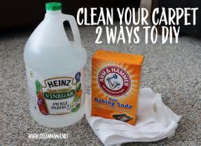 cleaning carpet cleaning 2 ways to diy clean