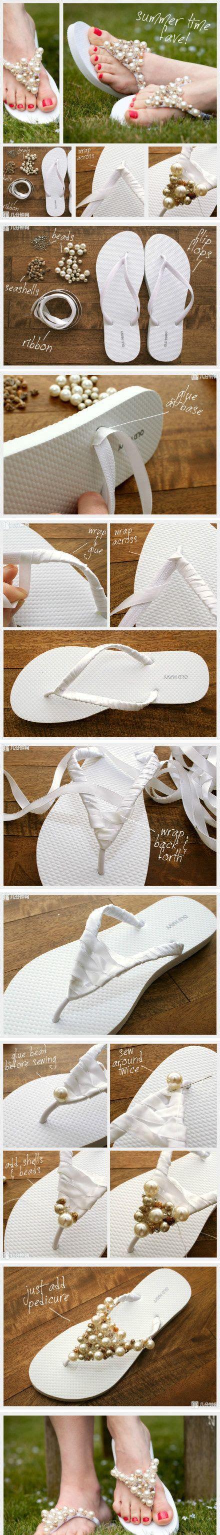 decorar zapatos con perlas decorar sandalias con cuentas y perlas 171 ideas consejos