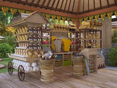 safari photo booth layout martha tilaar booth design aiviz studio