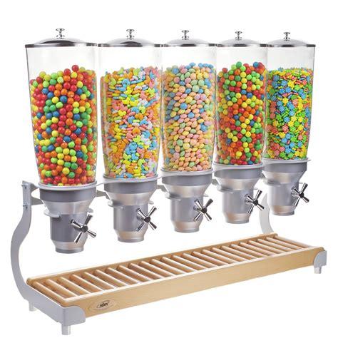 food dispenser pro serv cereal food dispenser sweet idm free flow tap wing