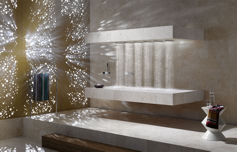 shower bed horizontal shower by dornbracht will rejuvenate your body