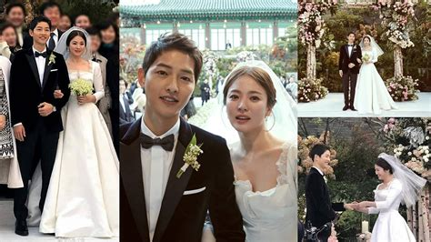 yoo ah in song hye kyo wedding everything you need to know about song joong ki song hye