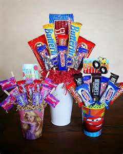 Candy Bouquets Birthday Week Candy Bouquets Eighteen25