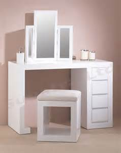Modern Vanity Table Modern Sleek Dressing Table For The Home