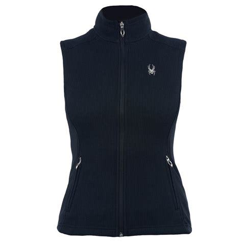 Melody Vest spyder melody mid weight sweater vest s