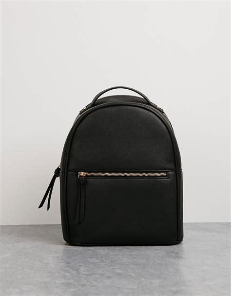 Bershka Minimal Backpack by S Bags Backpacks Bershka