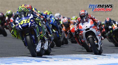 Motorrad Gp News by Valentino Rossi Wins Jerez Motogp Mcnews Au