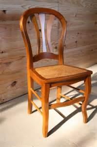 chaise de style louis philippe cann 233 e meuble en merisier