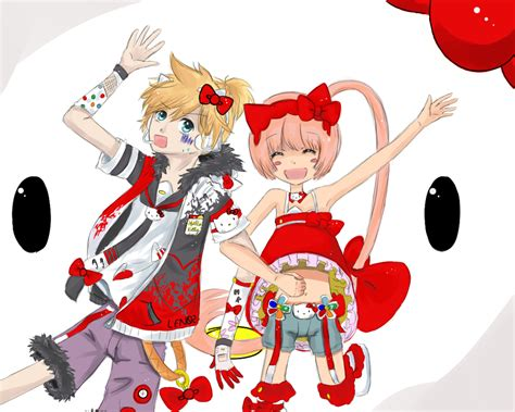 len 4 you iroha you awesome person by ask len on deviantart