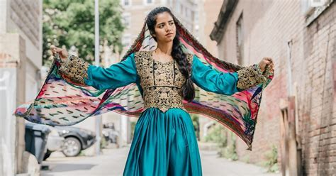 Afghan Rapper Sonita Alizadeh Advocates Against Forced