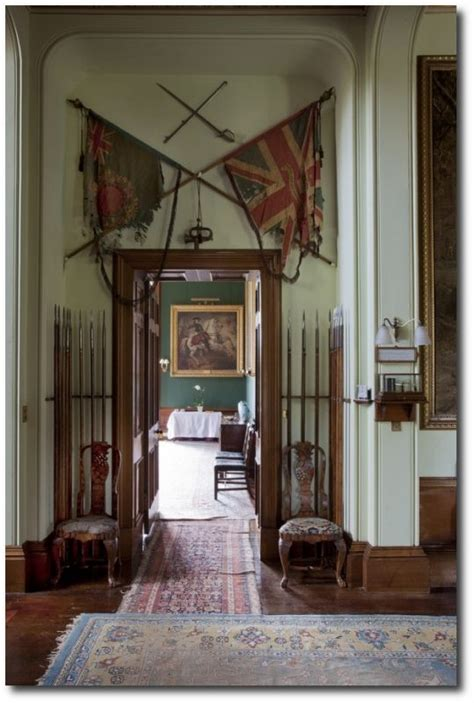 grand irish and scottish country house interior decor books