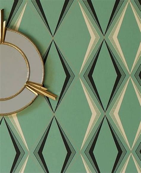diamond pattern ideas 25 best ideas about art deco wallpaper on pinterest art