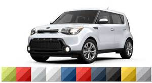 kia soul colors 2016 kia soul color options exterior interior kia
