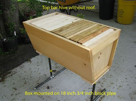how to make a top bar beehive diy top bar beehive 28 images how to build a top bar