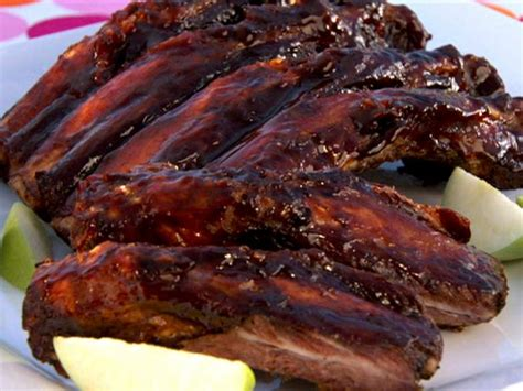 Rack Of Ribs Recipe by Seattle Bbq Beef Ribs Recipe Food Network