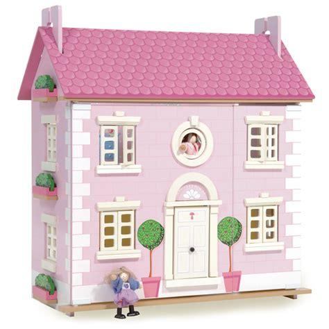 toy houses le toy van pink bay tree doll house alexandalexa