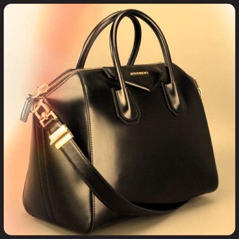 Givenchy Antigona Hardware givenchy givenchy antigona medium shiny black from