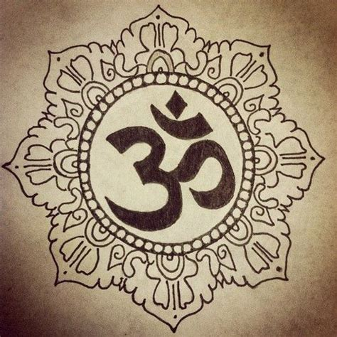 om henna tattoo om symbol of peace search i a flower store