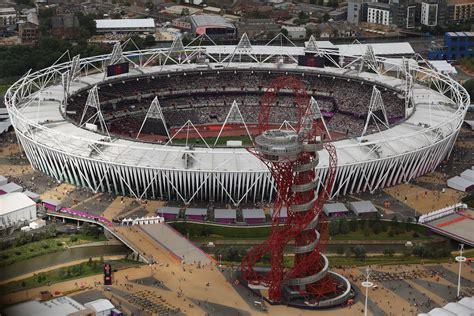 olympics venues aerial views of london 2012 olympic venues zimbio
