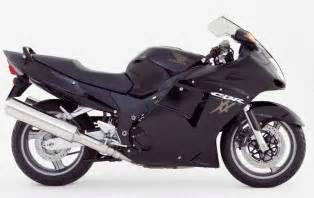 Honda Cbr1100xx Blackbird Honda Cbr1100xx Blackbird 1997 2005 Review Mcn