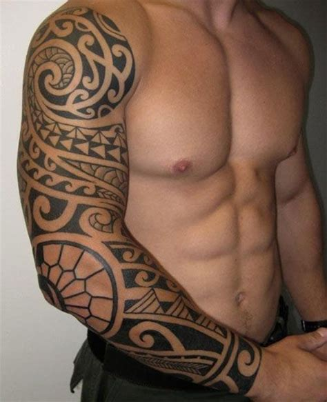 tattoo arm length 25 best ideas about tribal sleeve tattoos on pinterest