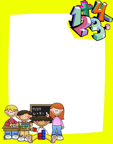 imagenes escolares para caratulas modelo de car 225 tula para cuadernos conmicelu