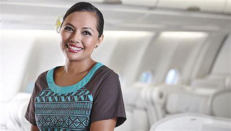 Fiji Airways Cabin Crew by Media Centre Fiji Airways Fiji Airways Unveils New