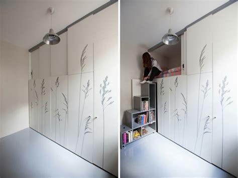 8m2 schlafzimmer einrichten kleine r 228 ume einrichten platz in einzimmerwohnung sparen