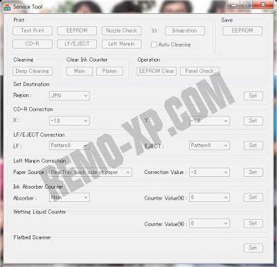 resetter mp258 gratis download gratis software resetter printer canon mp258