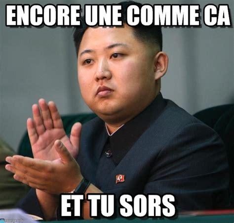 Un Meme - encore une comme ca kim jong un meme on memegen