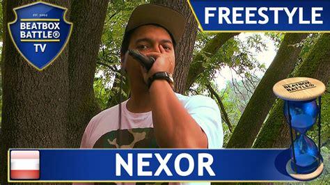 tutorial beatbox free style nexor from austria freestyle beatbox battle tv youtube