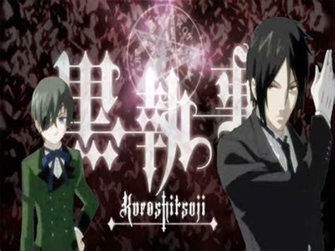 theme line black butler lacrimosa kalafina black butler kuroshitsuji ending
