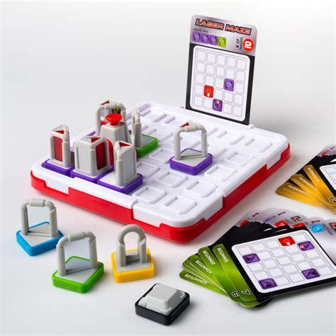 speelgoed laser x thinkfun laser maze online kopen lobbes nl