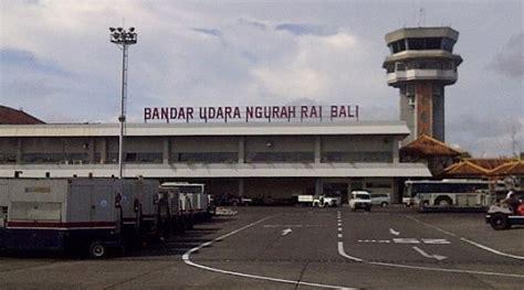ngurah rai international airport weather closure