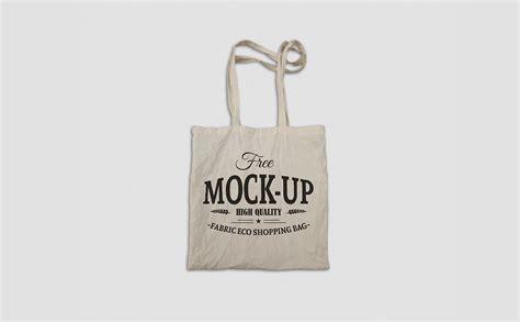 eco bag free fabric eco bag mockup on behance