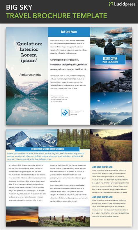 design inspiration travel brochure 21 creative brochure design ideas for your inspiration