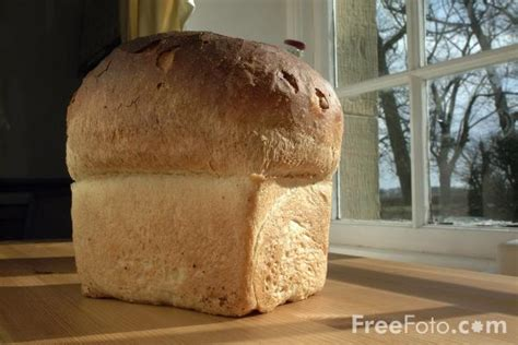 white uncut loaf pictures   image