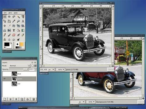 gimp tutorial vintage effect penguin pete s blog gimp tutorial popout photo