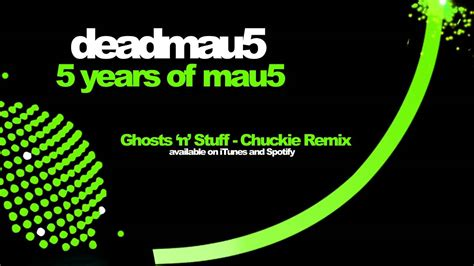 deadmau5 feat rob swire ghosts n stuff lyrics youtube deadmau5 feat rob swire ghosts n stuff chuckie remix