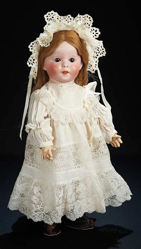 porcelain doll sfbj 247 let the begin 226 bisque character 247 by