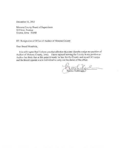 Resignation Letter Of Church Position Sle Letter Of Resignation From Church Committee Cover