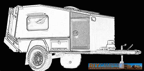 diy hard floor cer trailer plans diy hard floor cer trailer plans thefloors co